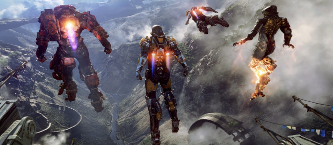 Anthem est officiellement en refonte