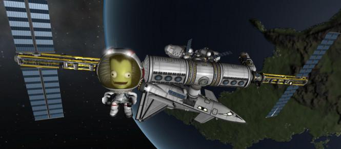 Kerbal Space Program 2 : un nouveau studio prend le relais