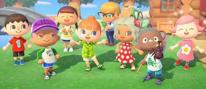 PAX East : Animal Crossing New Horizons sera jouable