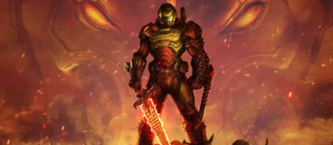 Doom Eternal : une petite pub disponible