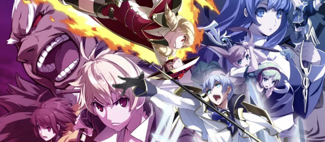[Test] Under Night In-Birth Exe:Late[cl-r]