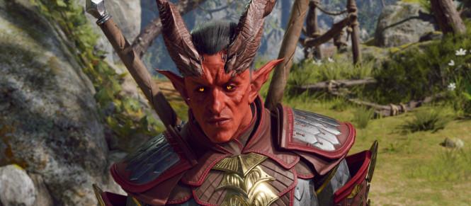 Baldur's Gate 3 : cinématique et gameplay