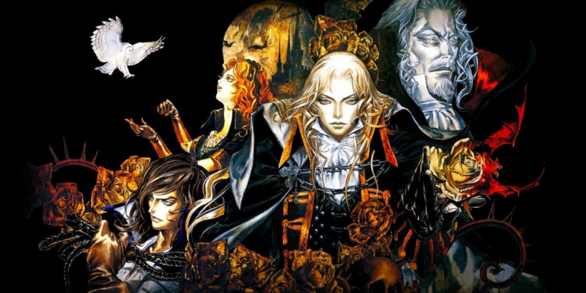 Symphony of the Night s'installe sur iOS et Android — Castlevania