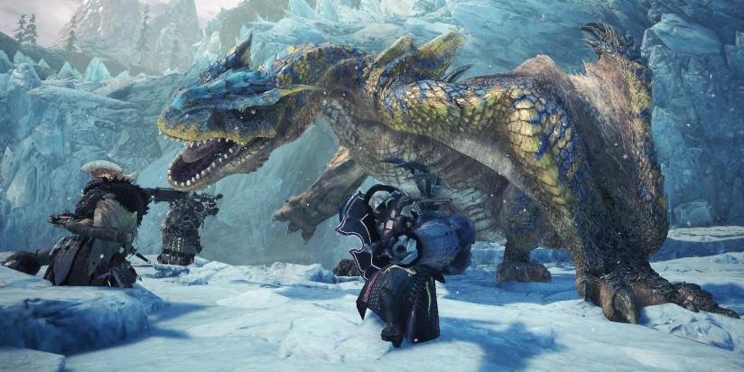 Monster Hunter World - Iceborne fait ses comptes