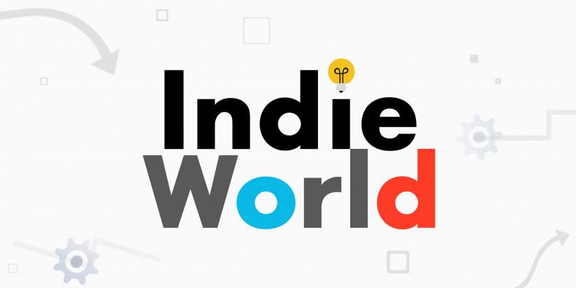 Switch : un Indie World pour aujourd'hui