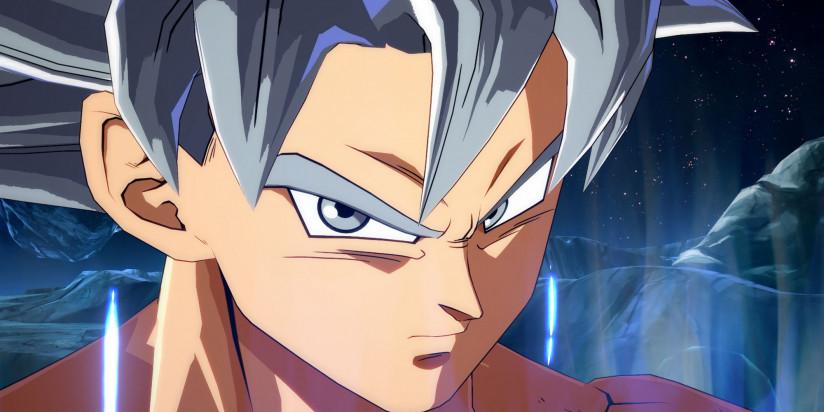 Dragon Ball FighterZ : Goku Ultra Instinct s'illustre