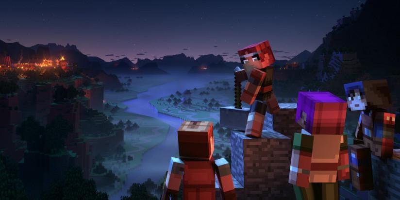 Minecraft Dungeons : le LORE est présenté