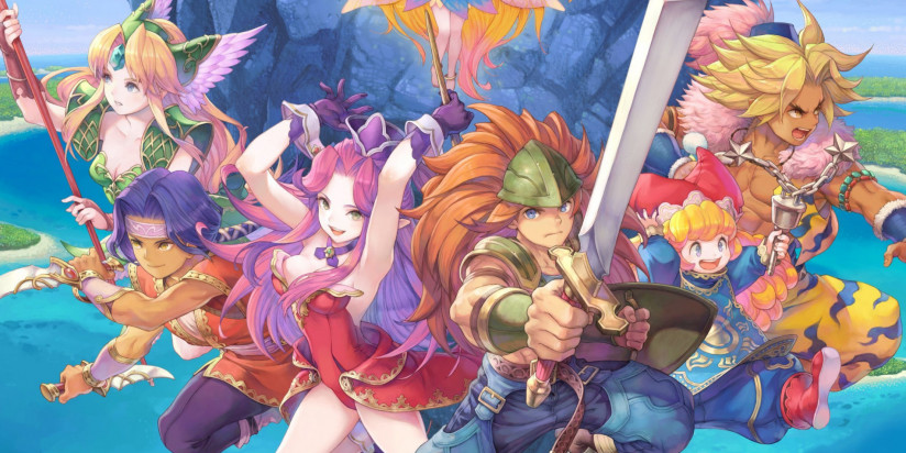 [Preview] Trials of Mana