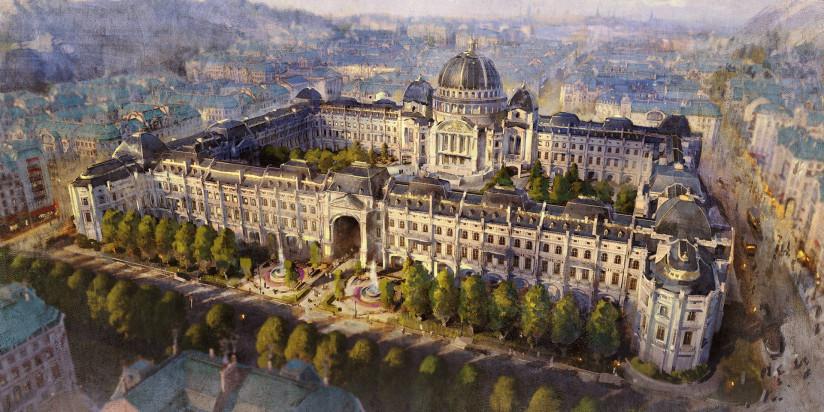 Anno 1800 : Le Capitole est disponible