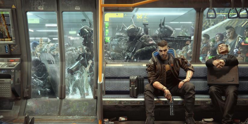 Le développement de Cyberpunk 2077 est terminé