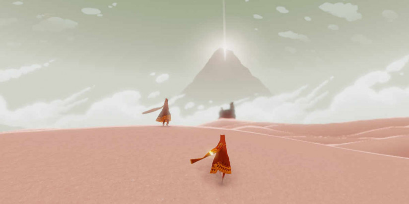 Journey daté sur Steam