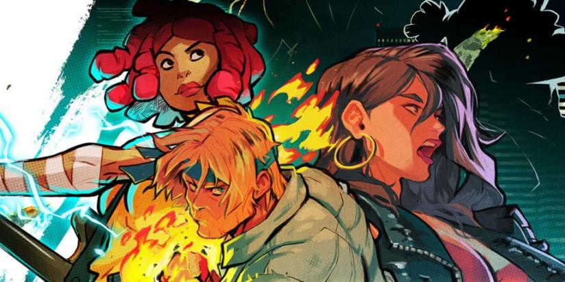 Streets of Rage 4 : la date de sortie annoncée