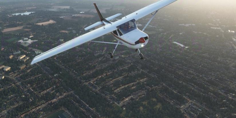 Microsoft Flight Simulator : de nouvelles images
