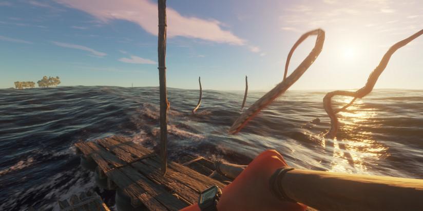 Stranded Deep est de sortie sur consoles
