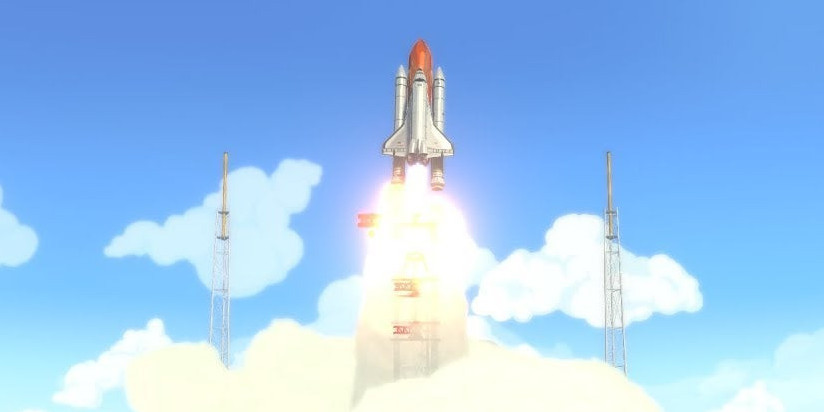 Mars Horizon, le simulateur d'Elon Musk