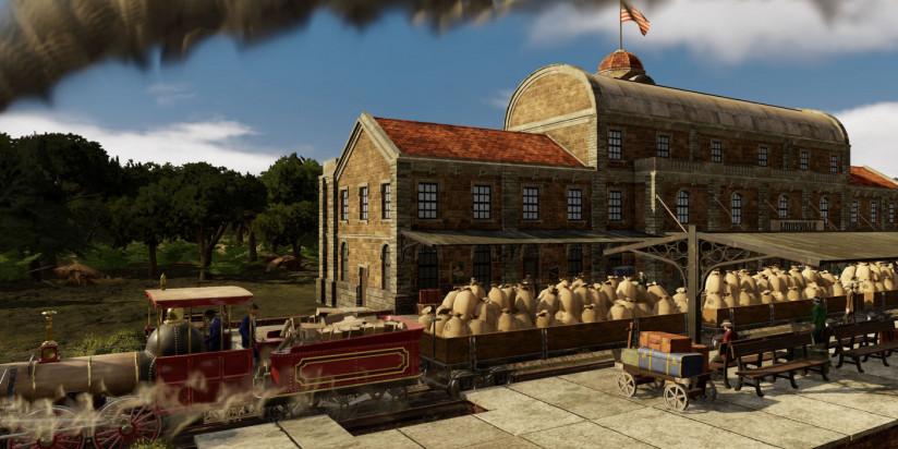 Railway Empire entre en gare le 19 juin sur Switch