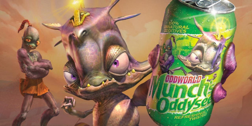 Une sortie Switch pour Oddworld : Munch's Oddysee