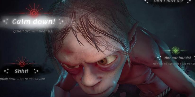 Un jeu vidéo autour de Gollum pour 2021
