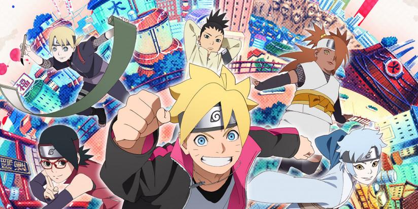 5 choses que Boruto peut faire mais pas Naruto