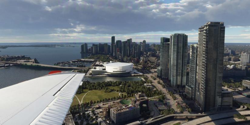 Microsoft Flight Simulator: des nouvelles images de toute beauté