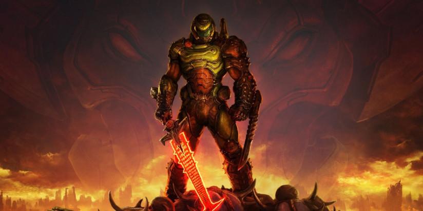 Doom Eternal : des visuels annoncent les DLC