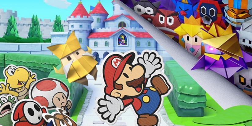 Paper Mario : The Origami King est officiel et daté
