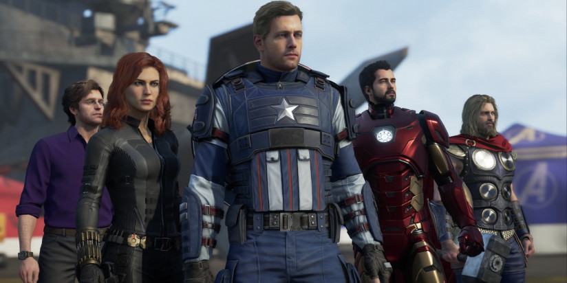 Marvel's Avengers : du gameplay fin juin