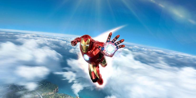Iron Man VR est Gold