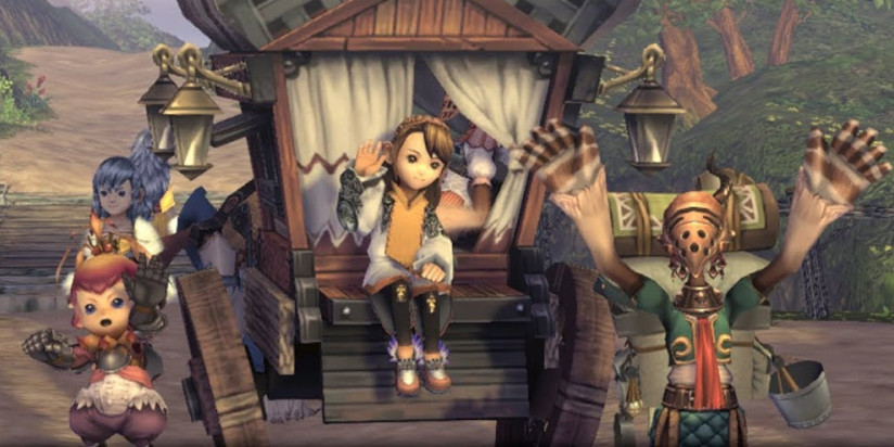 Final Fantasy Crystal Chronicles Remaster : trailer et date européenne