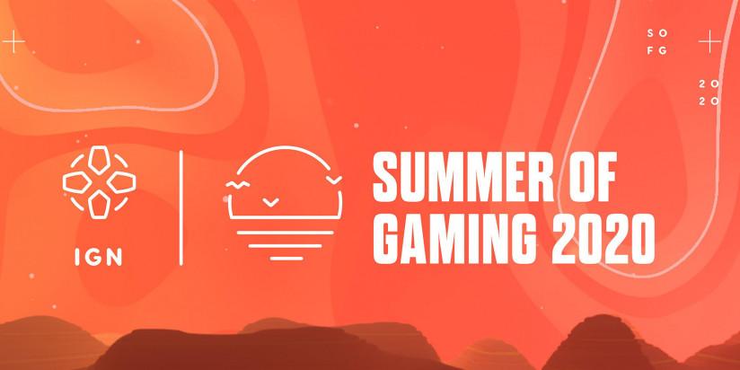 Le Summer of Gaming est décalé