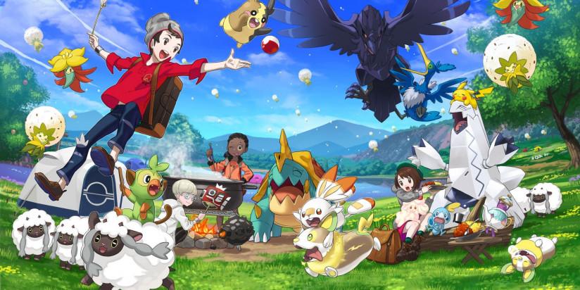 Pokémon Épée / Bouclier : le Pass d'Extension se détaille