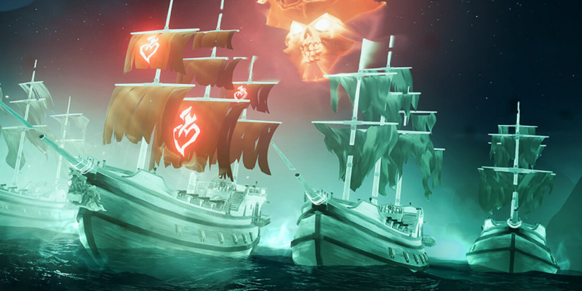 """Sea of Thieves : les """"Haunted Shores"""" sont accessibles"""