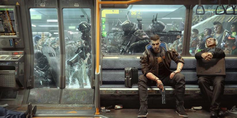 Cyberpunk 2077 prend encore du retard