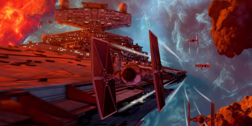 Star Wars : Squadrons présenté