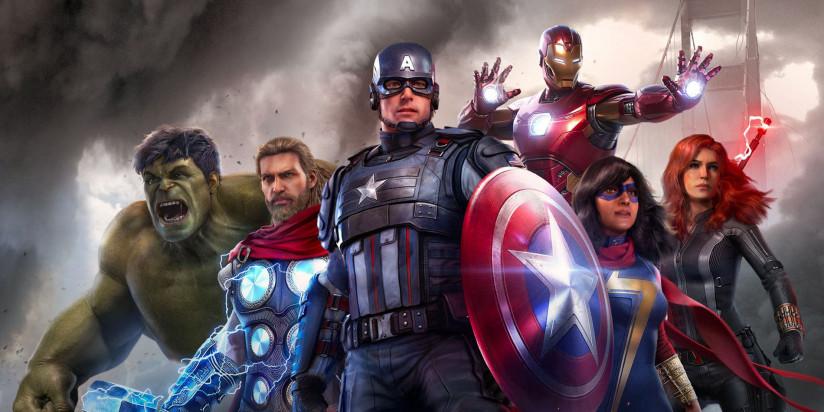 Marvel's Avengers sera sur PS5 et XsX
