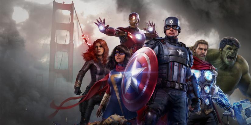 Marvel's Avengers se montre davantage