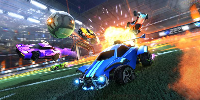 Rocket League : cinq ans, 75 millions de joueurs