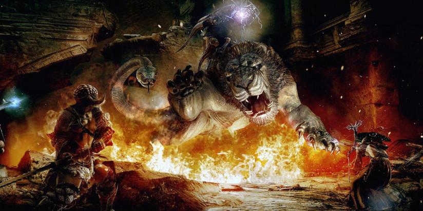 Netflix date la série animée Dragon's Dogma