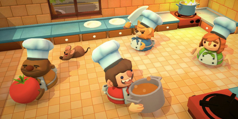 Overcooked! All You Can Eat annoncé sur next-gen