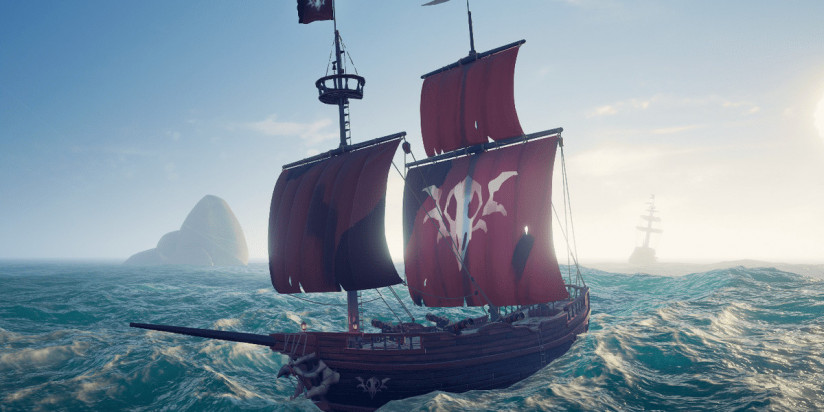 Sea of Thieves : plus d'un million de ventes sur Steam