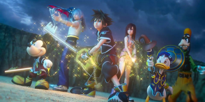 Kingdom Hearts III date son OST