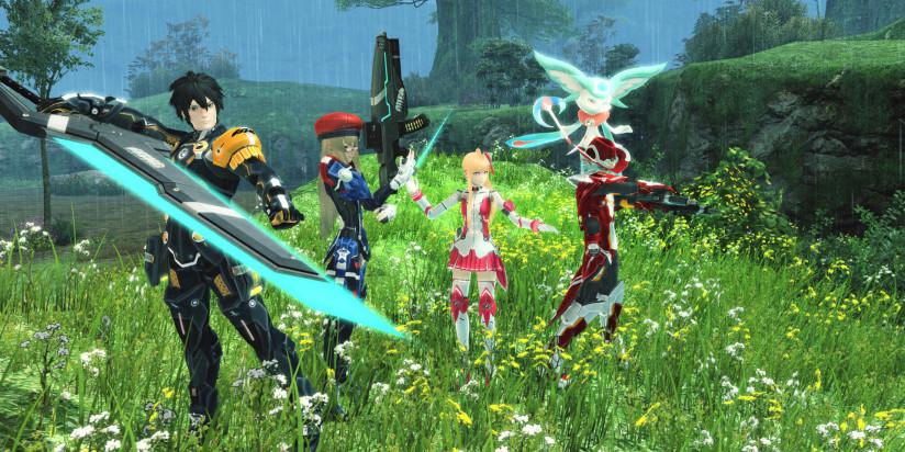 Phantasy Star Online 2 arrive sur Steam