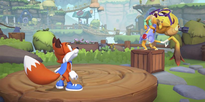 New Super Lucky's Tale daté sur PS4 et Xbox One
