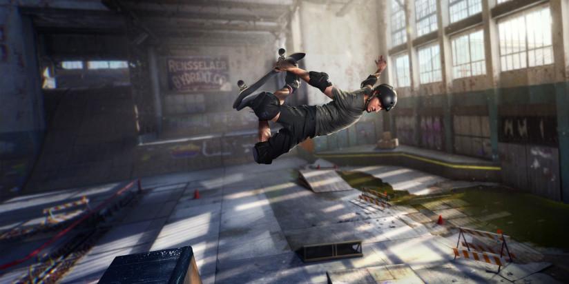Tony Hawk's Pro Skater 1+2 : la démo s'offre un trailer