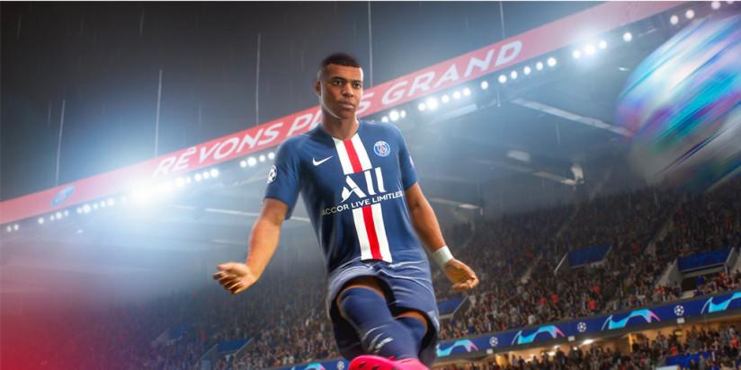FIFA 21 : le mode carrière s'illustre