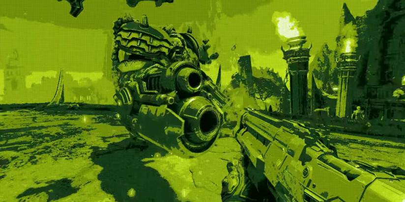 Doom Eternal : une MàJ sur le rendu est disponible