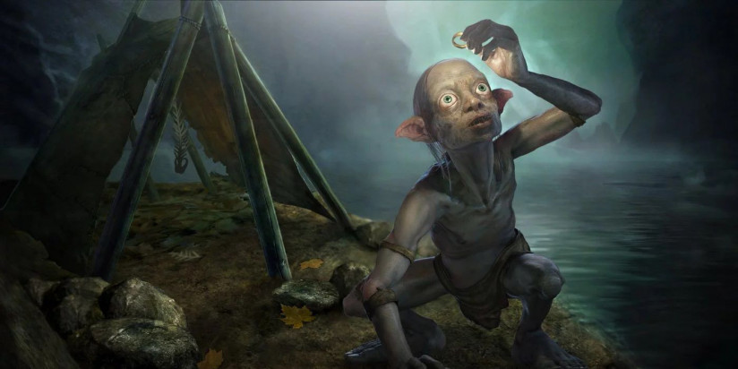 The Lord of the Rings : Gollum en un teaser