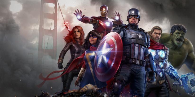 Marvel's Avengers : trailer de lancement