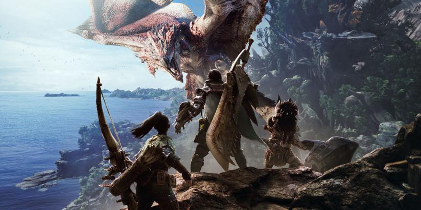 Monster Hunter World nous donne rendez-vous vendredi