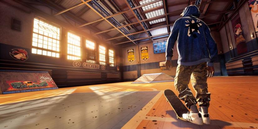 Le pré-téléchargement est dispo pour Tony Hawk's Pro Skater 1+2 sur PS4